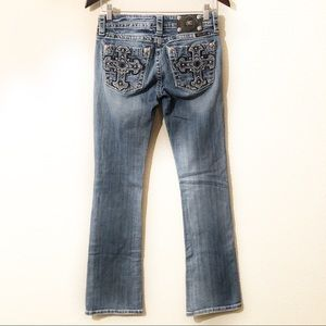 Miss Me Signature Bootcut Jeans 27